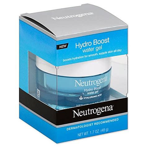 where to buy water gel buy neutrogena 174 1 7 oz hydro boost water gel from bed