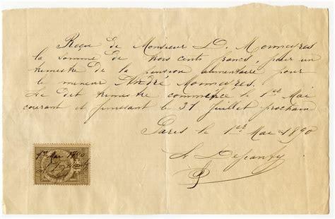 Antique Letters