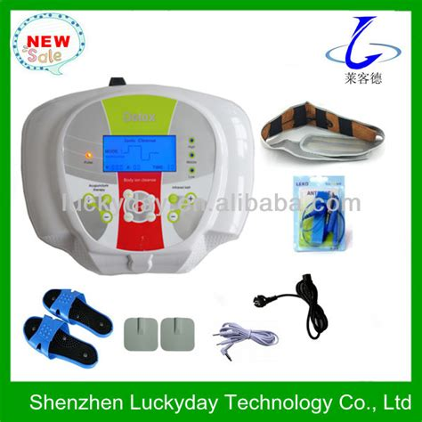 Ionic Foot Detox Near Me by Products Best Selling Ion Detox Foot Spa Machine