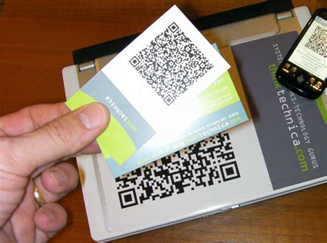 how to make qr code for business card should you use a qr code on your business cards that s a
