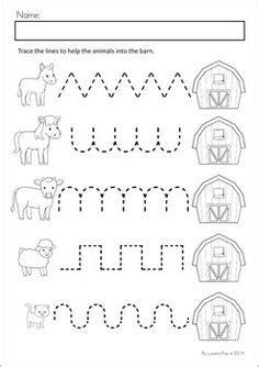preschool printable farm activities free farm worksheets for kindergarten google search