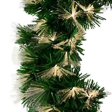 fibre optic garland fiber optic garland 28 images the warm white indoor