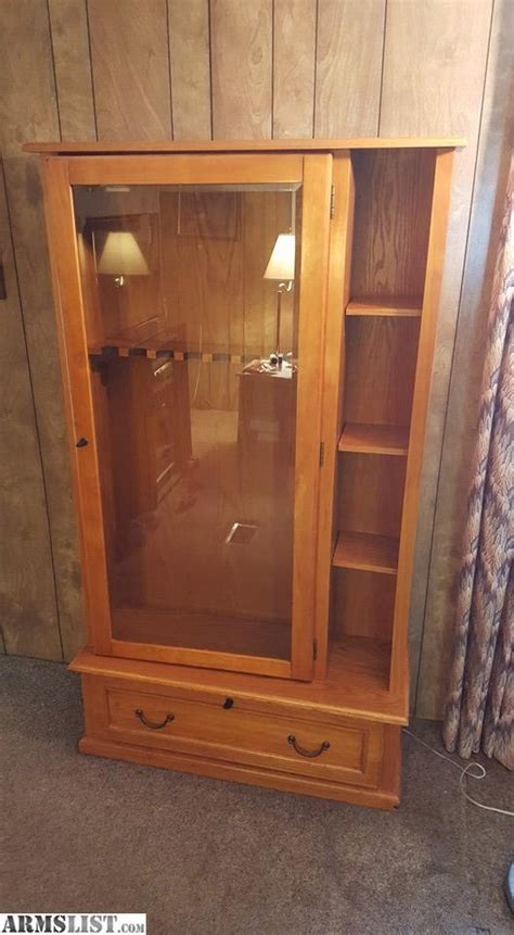 display cabinet for sale armslist for sale rifle display cabinet