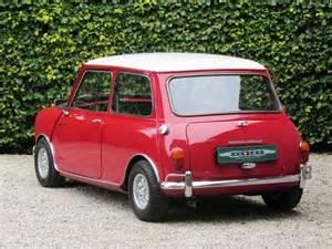 Mini Cooper Morris Pin 1965 Morris Mini Cooper Rallye Www On