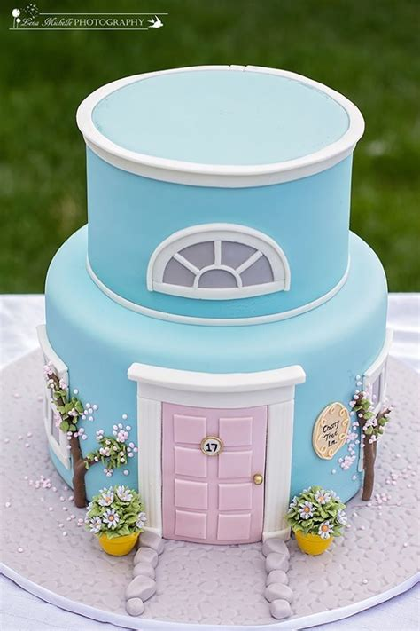 house cake design 25 best ideas about house cake on pinterest simple fondant cake cool birthday