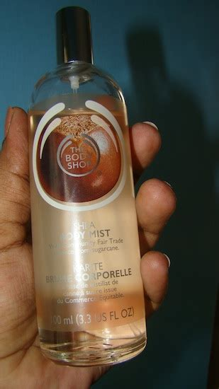Shea Mist The Shop by The Shop Shea Mist Review Indian Makeup And