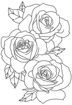 tattoo research paper outline flower outline tattoos rose outline tattoo stencil line