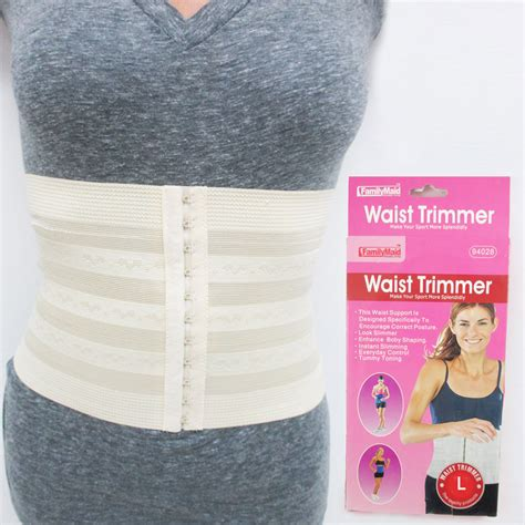 Original Slimming Korset Langsing Instant 1 waist trimmer girdle belt faja slimming shaper