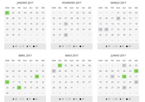 2017b Calendar Calend 225 2017 Online24