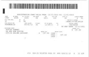 california new car registration registration card dmv pictures to pin on pinsdaddy