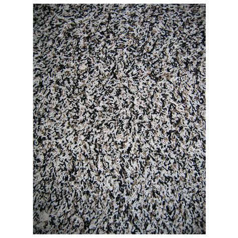 Shaw Living Area Rugs Shop Shaw Living Shaggedy Shag Rectangular Solid Area Rug Common 5 Ft X 8 Ft Actual 5