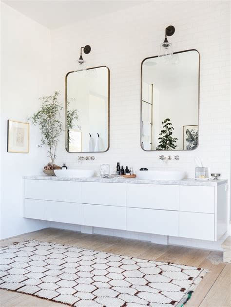 minimalist white bathroom designs to fall in love minimalist white bathroom designs to fall in love