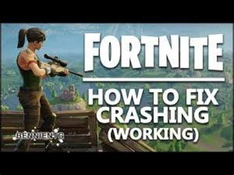 why fortnite keeps crashing how to fix fortnite crashing on launch with proof