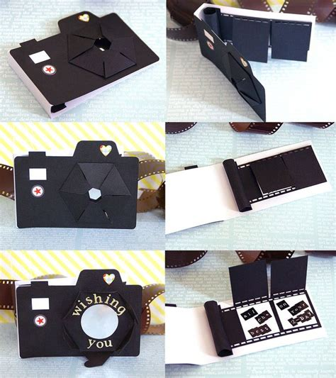creative birthday card ideas to 162 best cards cameras images on