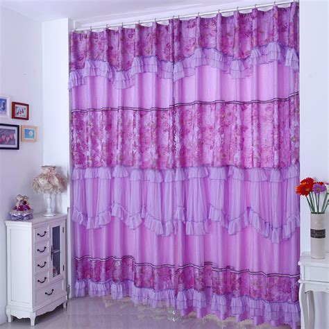 girls purple curtains girls purple curtains are romantic