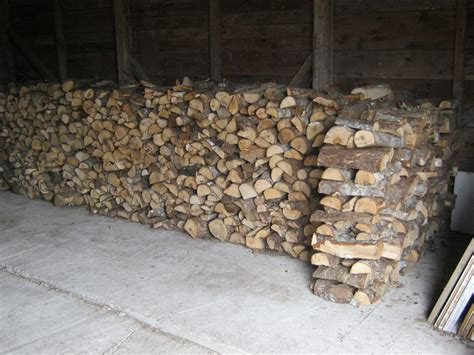 Storing Firewood In Garage by Storing Wood Vius