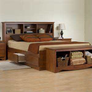 Bed Frames With Headboard Shelves 36 Different Types Of Beds Frames For Bed Buying Ideas