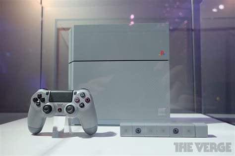 Ps4 20th Anniversary 20th anniversary gray ps4 announced playstation 4 bomb