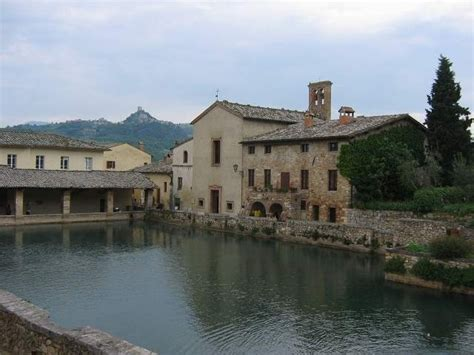 bagno di vignone via francigena opowiem ci o drodze w toskanii