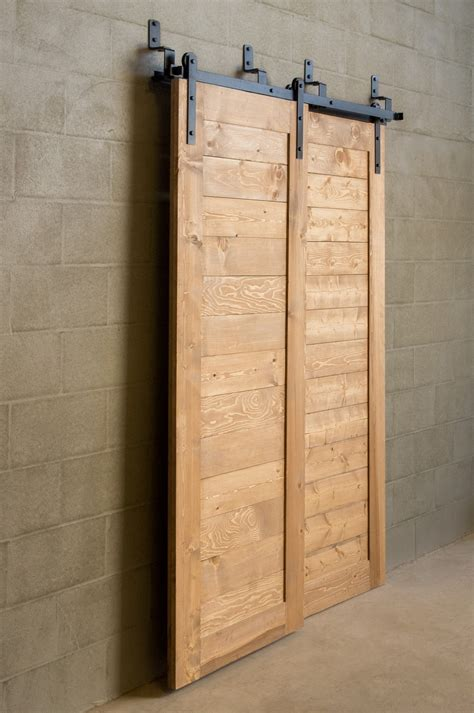 Bypass Sliding Barn Door Hardware Bypass Barn Doors