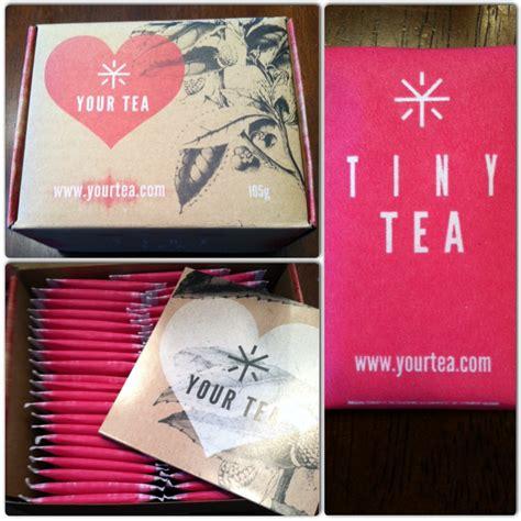 Tiny Tea 14 Day Detox by Yourtea Tiny Tea 14 Day Teatox Day 1 In An