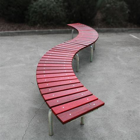 outdoor timber bench seats fawkner curved timber bench seat draffin