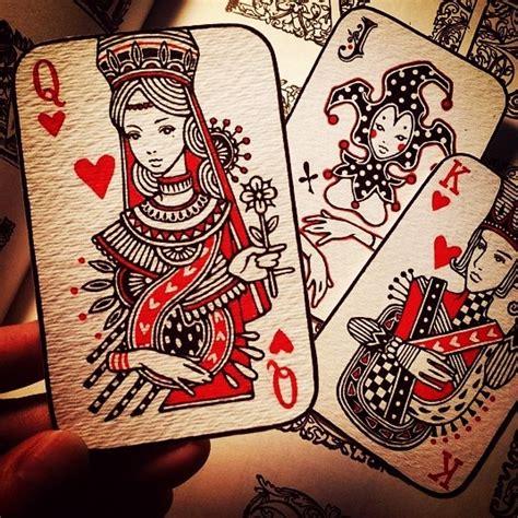 tattoo queen card 17 best art beauty design images on pinterest