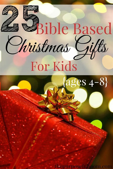 useful christmas gifts for kids 25 bible based gift ideas for ages 4 8