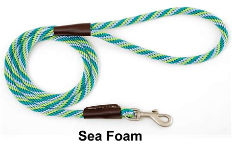 rope leash braided rope leash twist series