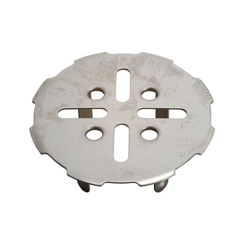 moen snap in drain cover 4 inch the home depot canada