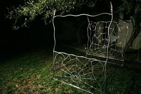 Web Canopy Canopy Spider Web Bed Frame My Of Home Decor