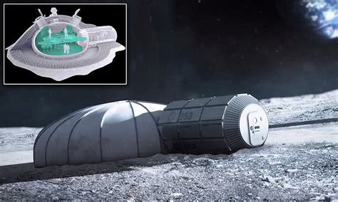What House Is The Moon In by European Space Agency Reveals Plans For Human