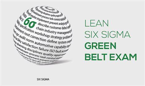 Lean Six Sigma Green Belt Bu Mba Certification by Lean Six Sigma Green Belt Iassc Certified Green