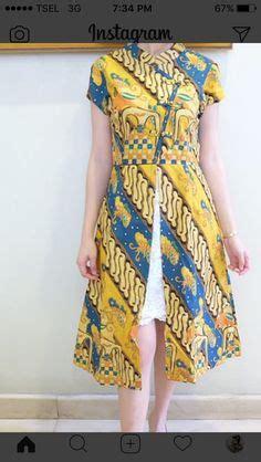 Bhatara Pola Bhatara Batik dress katun cap clt indigo trikot pb rm from batik putra