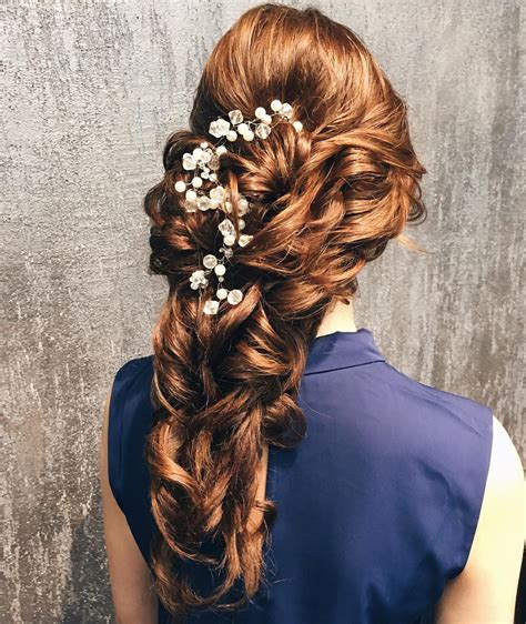 pic of 15 hair 45 chic quinceanera hairstyles best styles for your