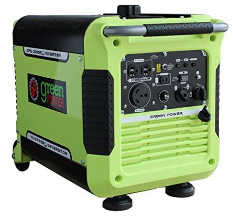 green power america gpgie  inverter generator