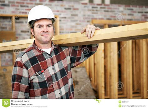 construction laborer royalty free stock photography image 2521047