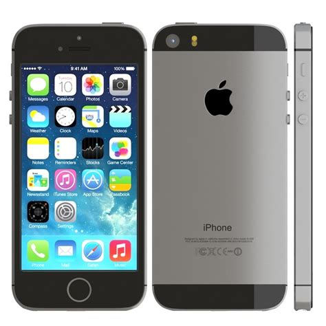 Iphone 5s 64gb Grey By 2empat apple iphone 5s 64gb grey bq shop