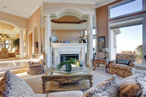 rich home interiors 51 grand living room interior designs