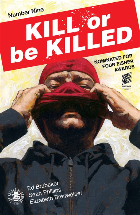 Kill And Be Killed kill or be killed 9 releases image comics