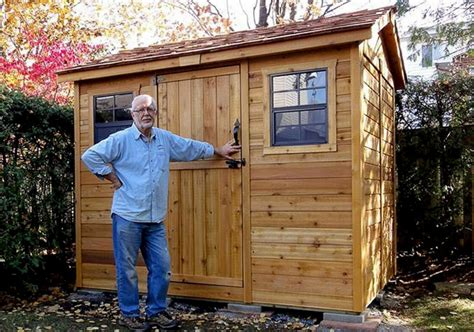 8 X 6 Garden Sheds Sale by Shed Kits For Sale 9x6 Cabana Outdoor Living Today