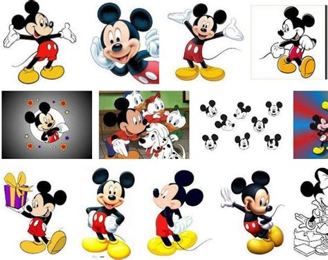 Kalung Nama Mickey Mouse world of mickey mouse sejarah mickey mouse