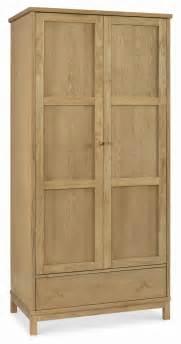 Oak Wardrobe Atlanta Oak Wardrobe Oak Furniture Solutions