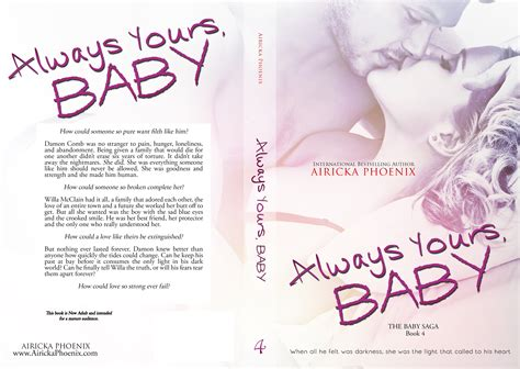 always yours baby always yours baby by airicka cover reveal