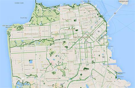 san francisco route map maps update 21051488 san francisco city map tourist