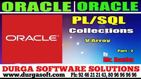 oracle tutorial collections oracle tutorial onlinetraining pl sql collections v
