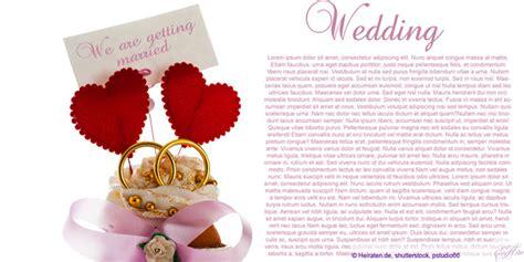 Heirat Oder Hochzeit by Hochzeitseinladung F 252 R Ihre Hochzeit Oder Heirat In