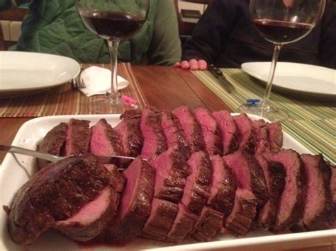 reverse sear method for whole beef tenderloin home cooking beef chowhound