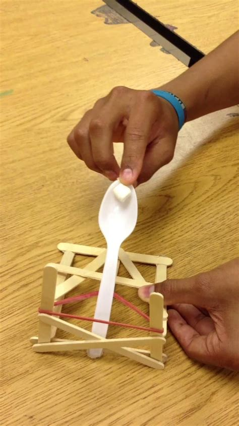 How To Make A Catapult Out Of Paper - the world s catalog of ideas