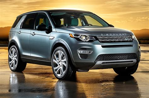 land rover sport 2015 2015 land rover discovery sport reviews and rating motor